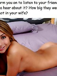 Cheating, Caption, Interracial captions, Cheating captions, Cuckold captions, Interracial cuckold