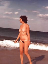 Hairy wife, Hairy beach, Naked, Wife beach, Barbara