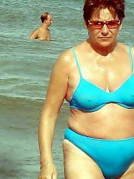 Granny beach, Granny boobs, Beach granny, Mature beach, Mature boobs, Busty mature