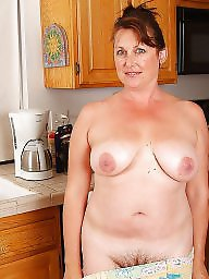 Hairy mature, Show pussy, Pussy mature, Mature pussy, Mature hairy, Kitchen