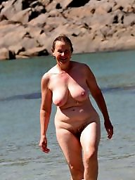 Mature beach, Beach mature, Naked, Mature naked