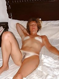 Tan lines, Tanned, Tanning, Amateur mature, Tan line
