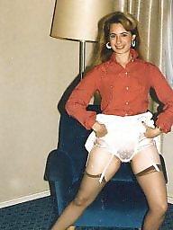 Vintage milf, Vintage, Vintage amateur, Vintage stockings, Amateur stockings, Stocking milf