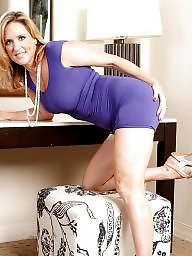 Jodi west, Mature, Stockings, Blonde mature, Stocking mature, Stocking