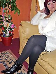 Mature stockings, Mature stocking, Mature latin