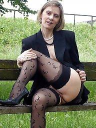 Mature dressed, Dressed, Dress, Amateur stockings, Slut dress, Mature slut