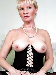Shaved mature, Mature shaved
