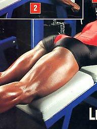 Muscle, Black milfs, Ebony milf, Fbb, Muscles, Ebony milfs