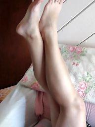 Legs, Mature legs, Mature feet, Feet, Mature flashing, Mature flash
