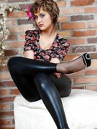 Lycra, Leggings, Pantyhose, Leg