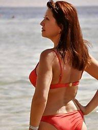 Mature beach, Russian amateur, Russian mature, Beach mature
