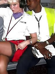 Upskirt stockings, Stockings upskirt, Stewardess, Hostess
