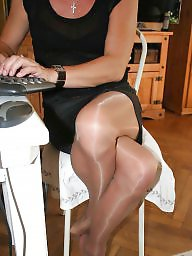 Nylons, Nylon, Stocking milf