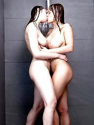 X boobs shower, To big boobs, Paige e, Showering lesbians, Shower lesbian, Shower boobs