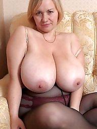 Big mature, Big tits mature