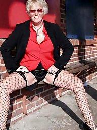 Granny stocking, Granny, Granny stockings, Mature public, Grannies, Mature stocking