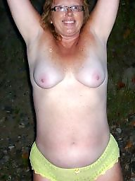 Mature panty, Panty, Panties, Wife, Amateur mature, Outside