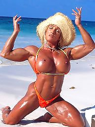 Mature beach, Milf beach, Muscle, Blond mature, Beach mature, Beach milf