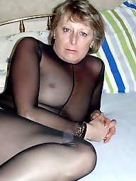 Bodystocking, Nylon mature, Mature nylon, Mature nylons, Bodystockings, Nylons