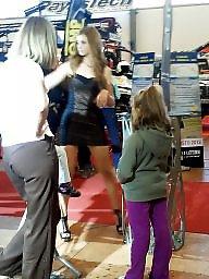 Hidden cam, Heels, High heels