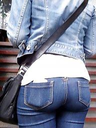 Попки в джинсах, В леггинсах, В калготках, В обтягивающем