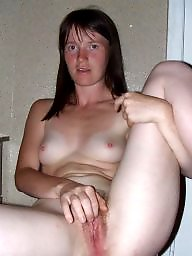 Housewife, Amateur hairy, Russian