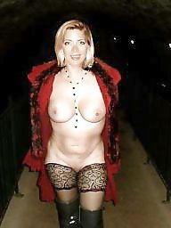 Amateur mature, Blond mature