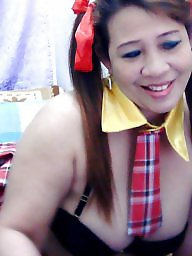 Mature asians, School uniform, Mature asian, Asian mature, School, Uniform