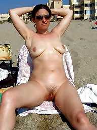 Nude beach, Hairy beach, Beach boobs, Milf beach, Nude milf, Milf hairy