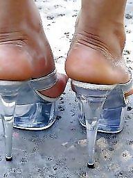 Heels, Mules