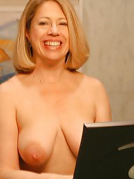 Lady b, Lady, Amateur mature, Mature boobs