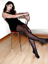 Amateur nylon, Nylons, Nylon feet, Nylon, Stocking feet, Feet