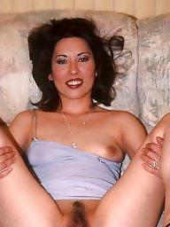 Amateur spreading, Hairy spreading, Spreading, Wide open, Hairy legs, Legs spread