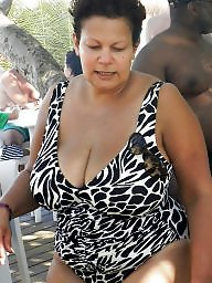 Granny beach, Granny big boobs, Beach boobs, Beach granny, Bbw beach, Milf beach