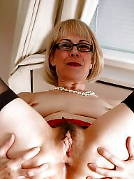 Shaved mature, Hairy milf, Hairy mature, Shaved