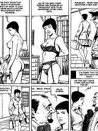 Cartoons, Prison, Cartoon, Nursing, Nurse, Angie