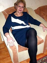Зрелая русска я, Ножки зрелых, С ножками