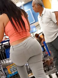 Tight ass, Tight, Shopping, Pants, Tight pants, Sexy ass