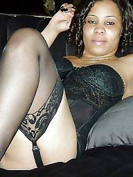 Ebony lingerie, Black stockings, Ebony stockings, Ebony stocking