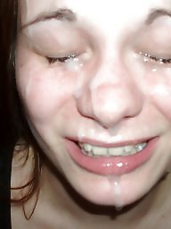 Amateur facial, Teen facials