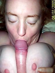 Amateur facial, Used, Housewife