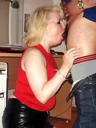 Mature hardcore, Blond mature, Husband