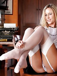 Nylon mature, Nylons, Nylon, Nylon feet, Mature nylon, Mature feet