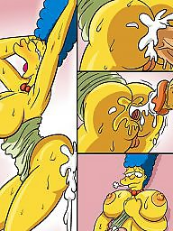 Milf cartoon, Milf cartoons, Cartoon milf, Simpsons, Cartoon milfs, Simpson