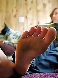 Naked, Feet