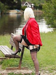 Mature stocking, Mature stockings