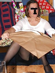 Upskirt stockings, Upskirt, In law