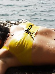 Amateur bikini, Latex, Latex amateur, Bikini