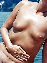 Lake, Boat, Amateur hairy