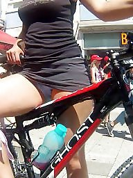 Teen upskirt, Upskirt ass, Bike, Upskirt panty, Teen panties, Panties